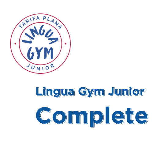 Lingua Gym Junior Complete
