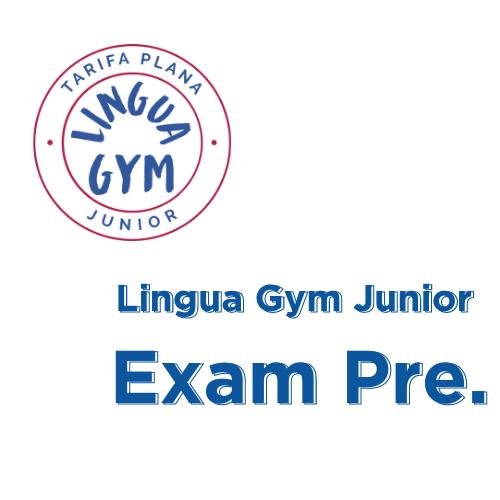 Lingua Gym Junior Exam Preparation